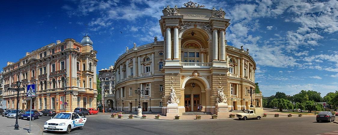 Харьков - Одесса - Затока автобусом